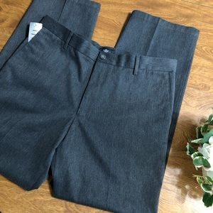 NWT Dockers gray cotton blend men's pants size 36